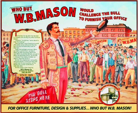 Mason matador