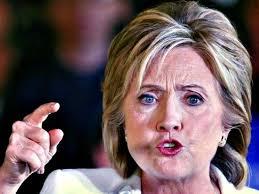 angry Hillary